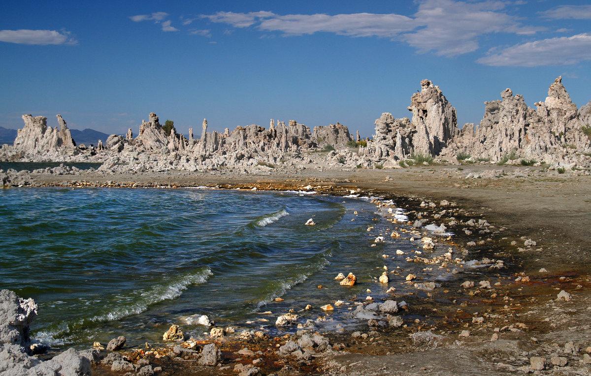 На берегу озера Моно - lady-viola2014 -