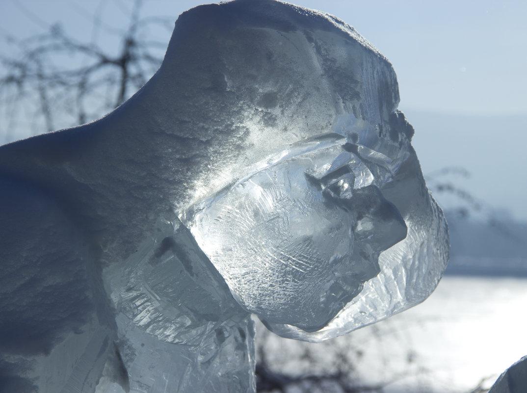 Волшебный лед Сибири. Красноярск 2016.. - JulO Юлия