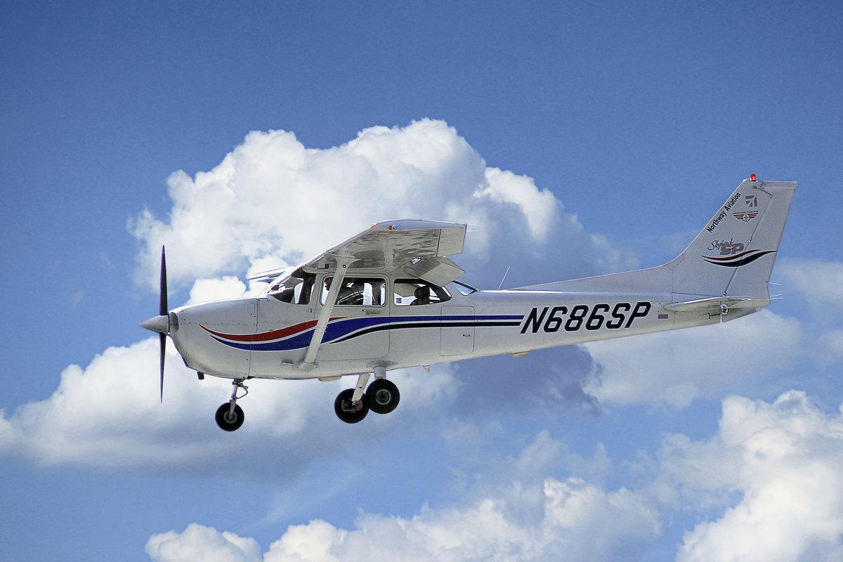 Cessna 172S - Александр Георгиевич