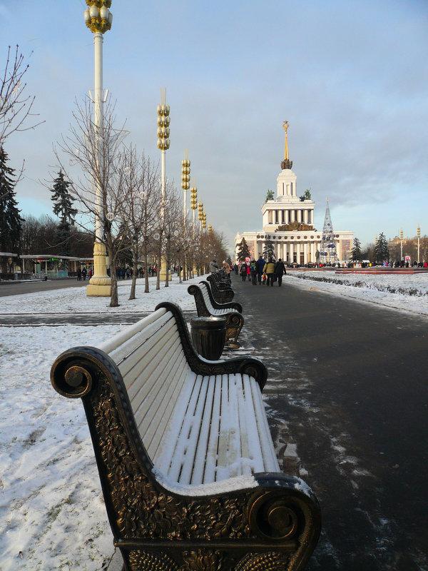 Москва.ВДНХ - Galina Belugina