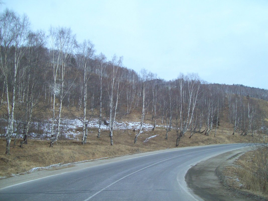 Дорога на Байкал - alemigun