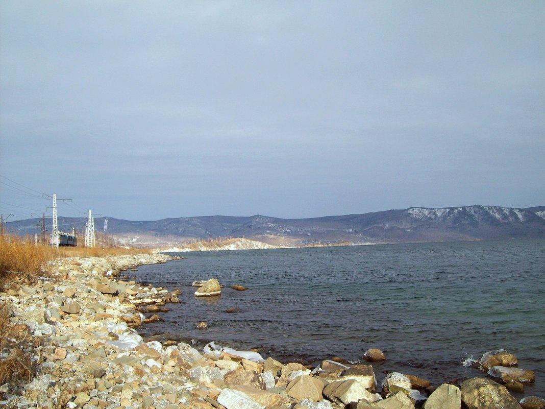 Берег Байкала - alemigun