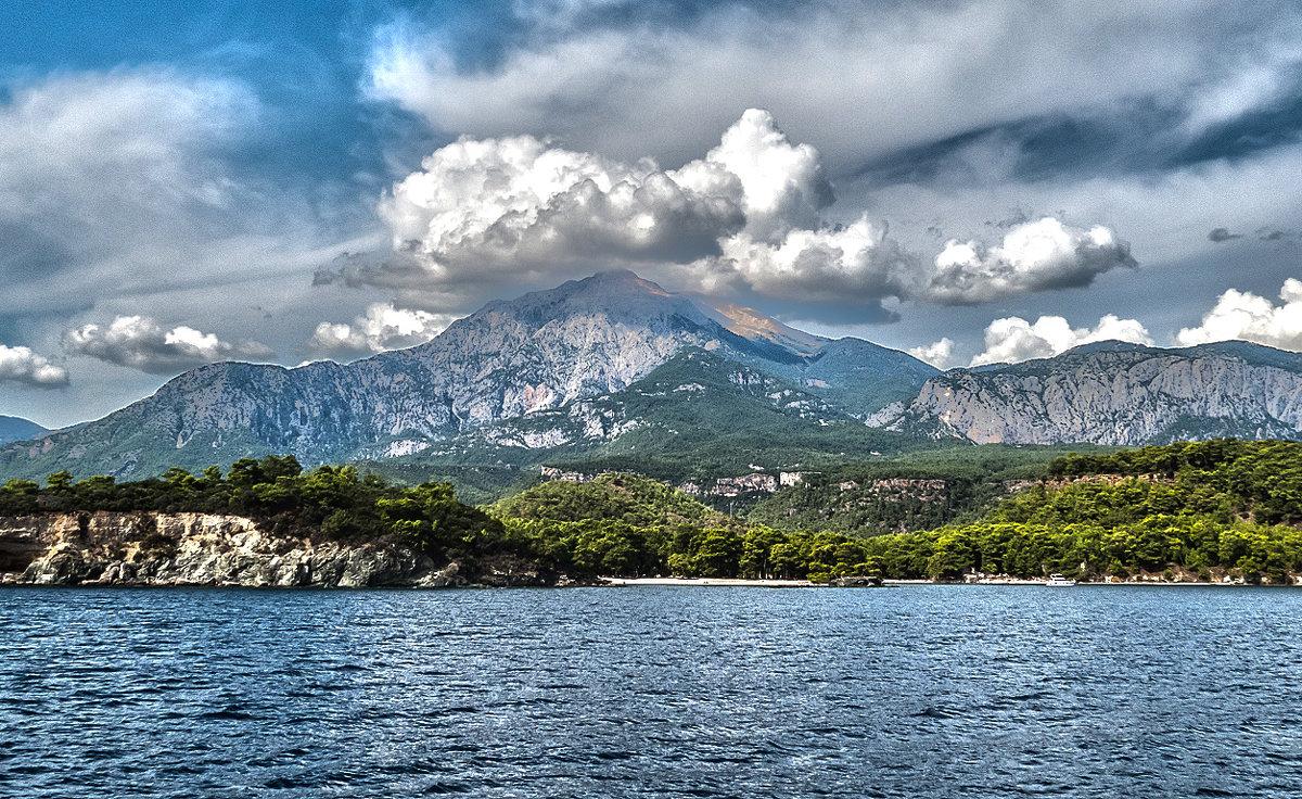 облако на вершине - Сергей Цветков