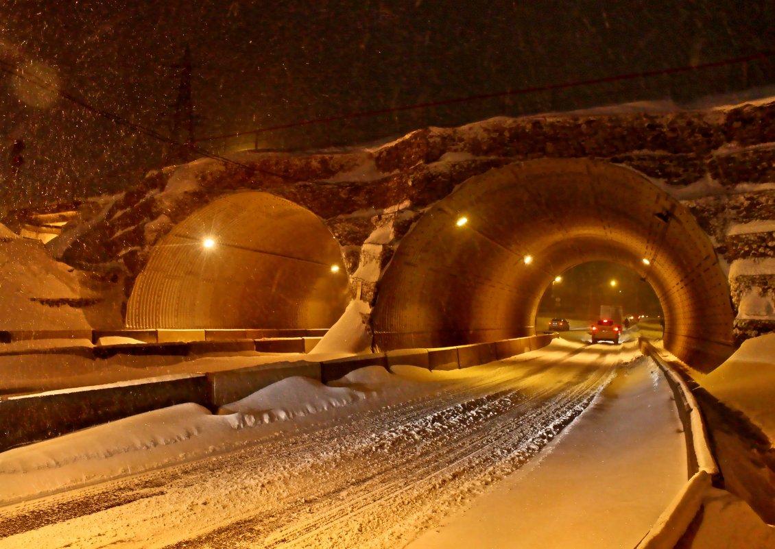 ..про тоннели и машины... - Александр Герасенков