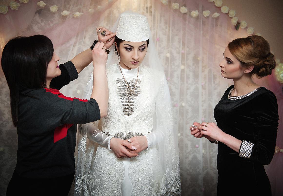невеста - Батик Табуев