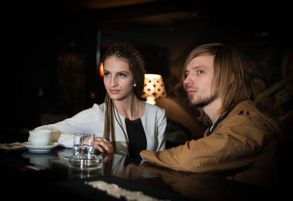 в баре - Vladimir Beloglazov