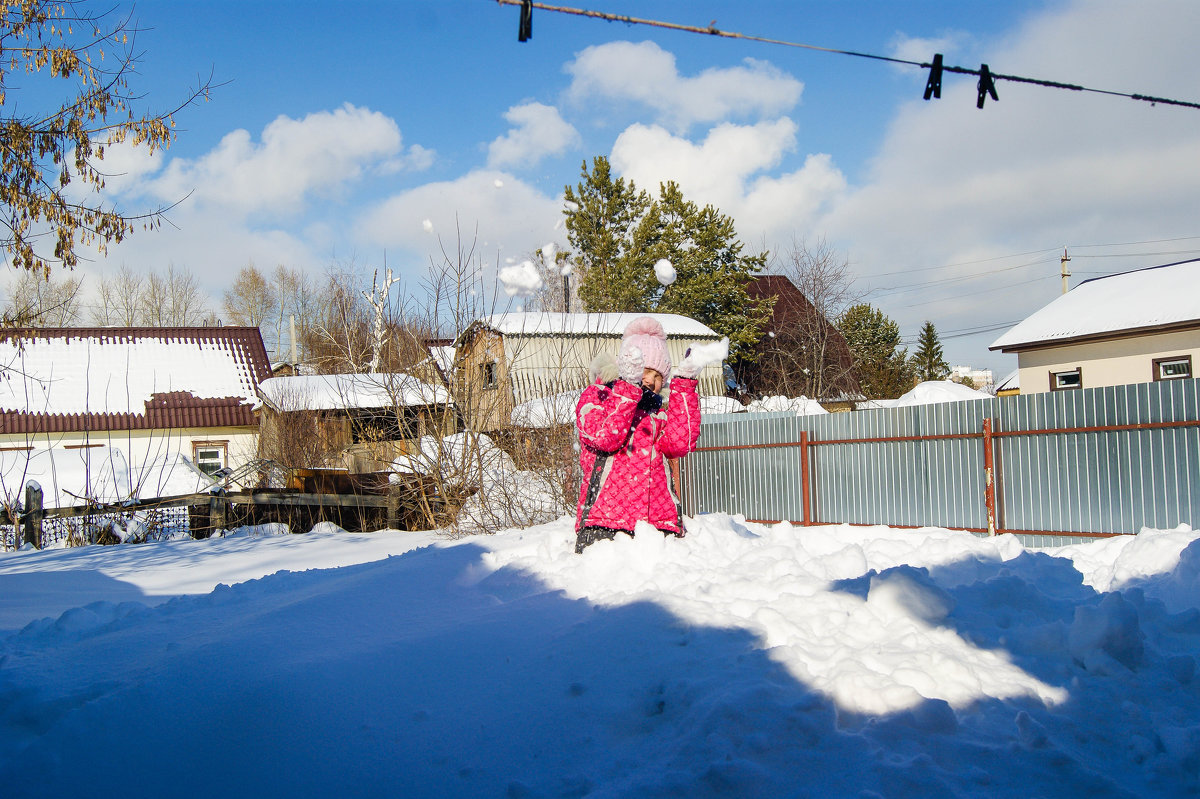 снег и солнце - Света Кондрашова