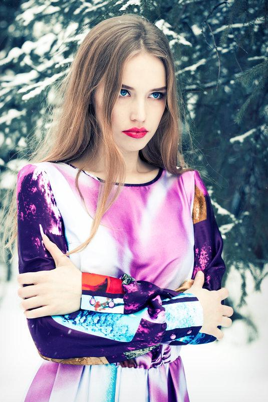 Зимняя красавица3 - Ольга Белёва