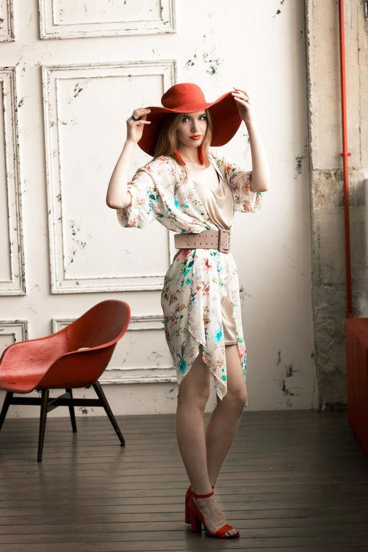Дама в шляпе 2 - Ольга Белёва