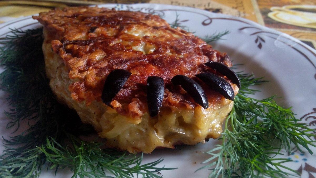 Печенье Гусиные лапки из творога рецепт на Всё о десертах