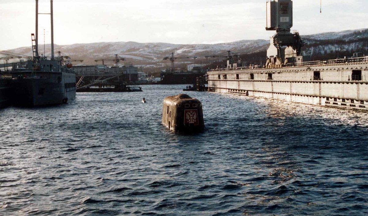 Подводная лодка курск видео конечно