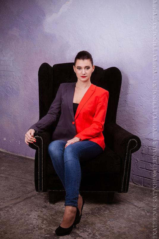 Лена - Ekaterina Usatykh