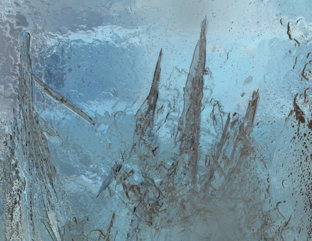 Рисунок на льду - Николай Масляев