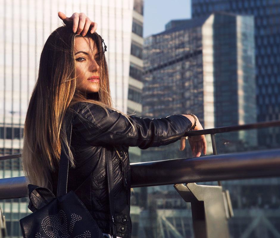 Shanghai street - Ольга Ушакова