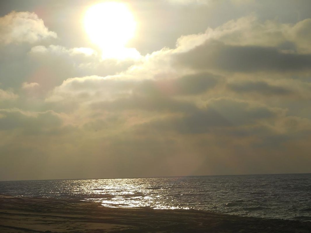 Море, солнце... - Маргарита Батырева