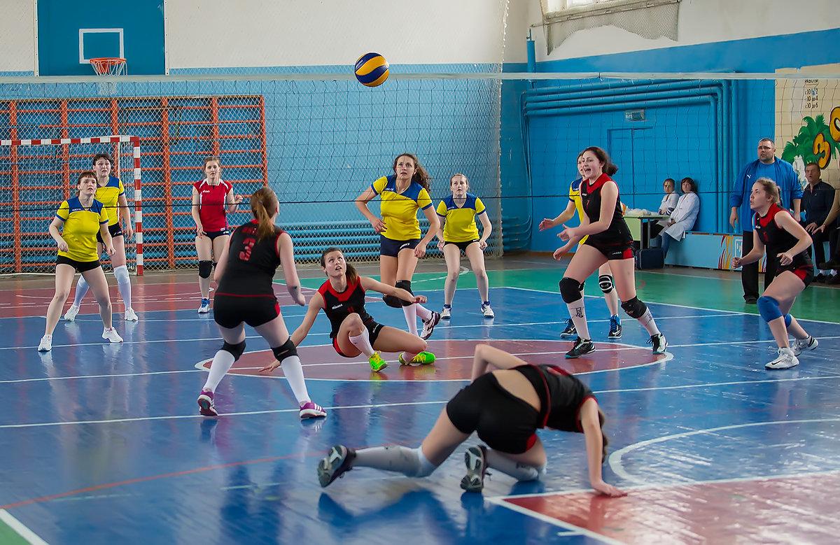 Волейбол 6 - Валентин Кузьмин