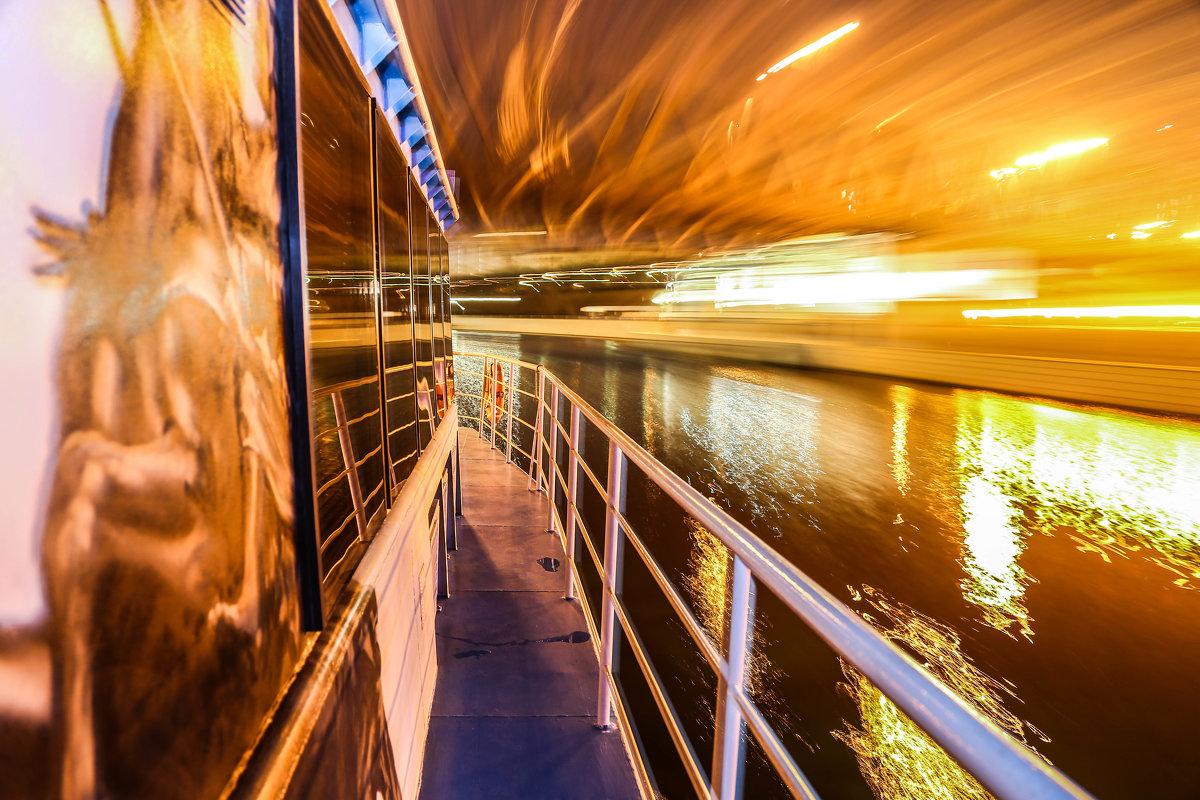 Москва река - Nurga Chynybekov