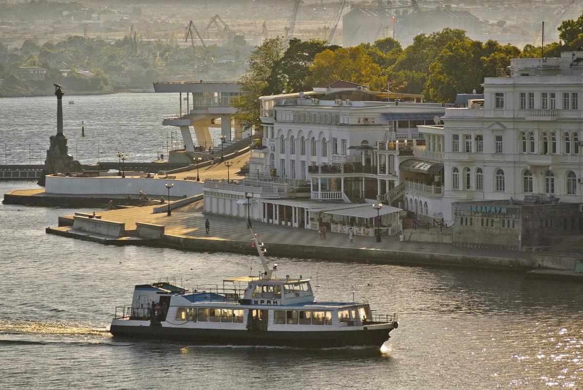 В Севастополе катера будут ходить по-новому