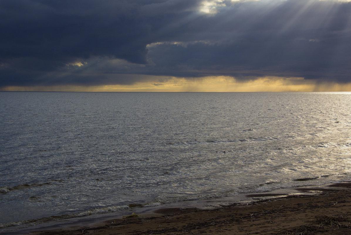 У залива - Aнна Зарубина