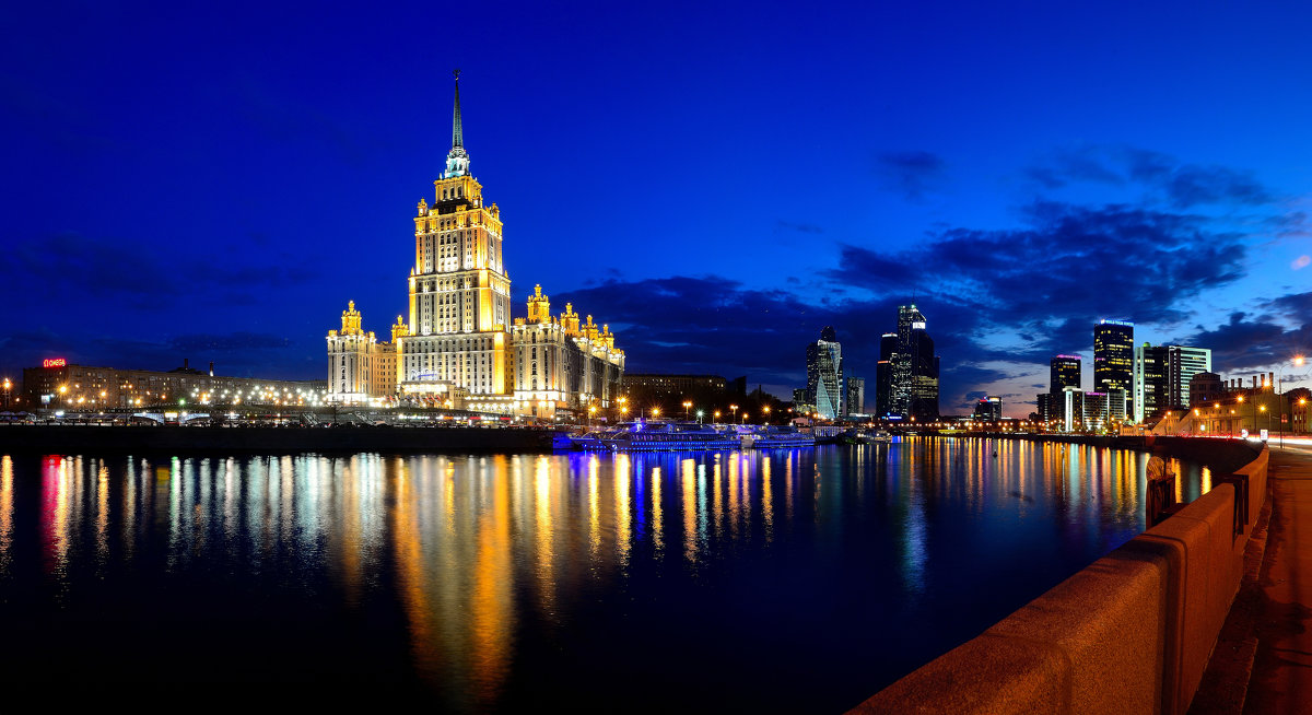 Панорама города - Павел Чекалов