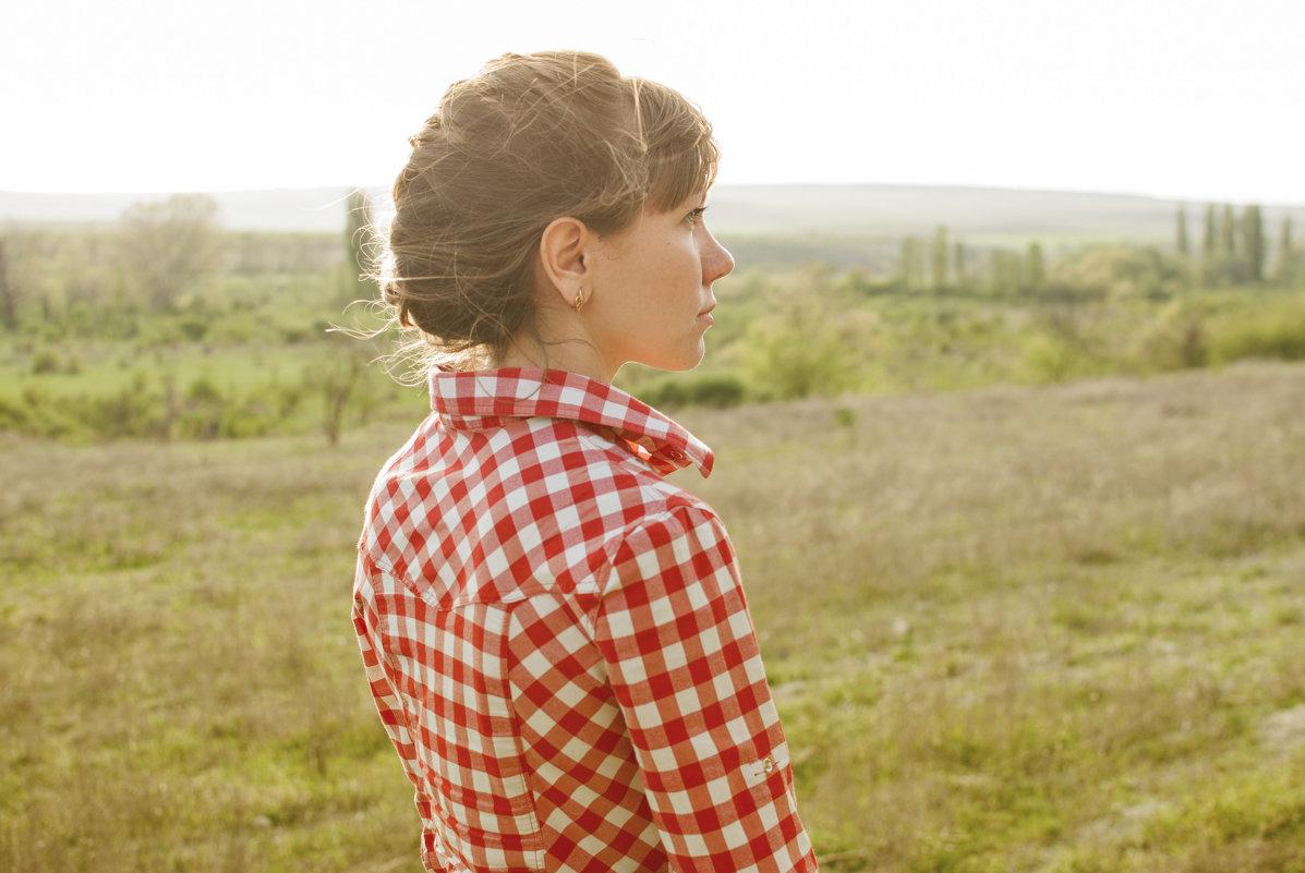 В лучах заходящего солнца - Полина Дюкарева