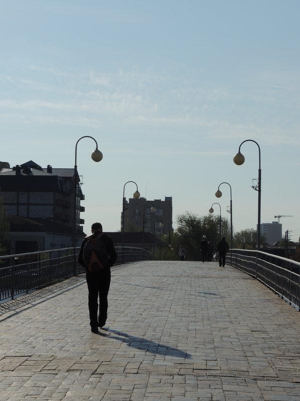 Бывший мост влюбленных... - Евгения Чередниченко