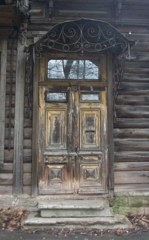 Прабабушка домофонной двери - Галина Бобкина