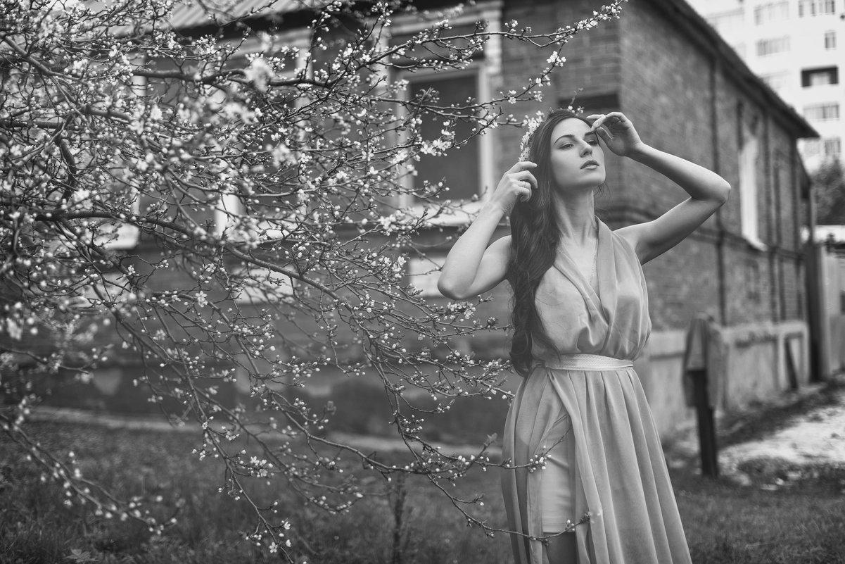Весенний портрет) - Вячеслав