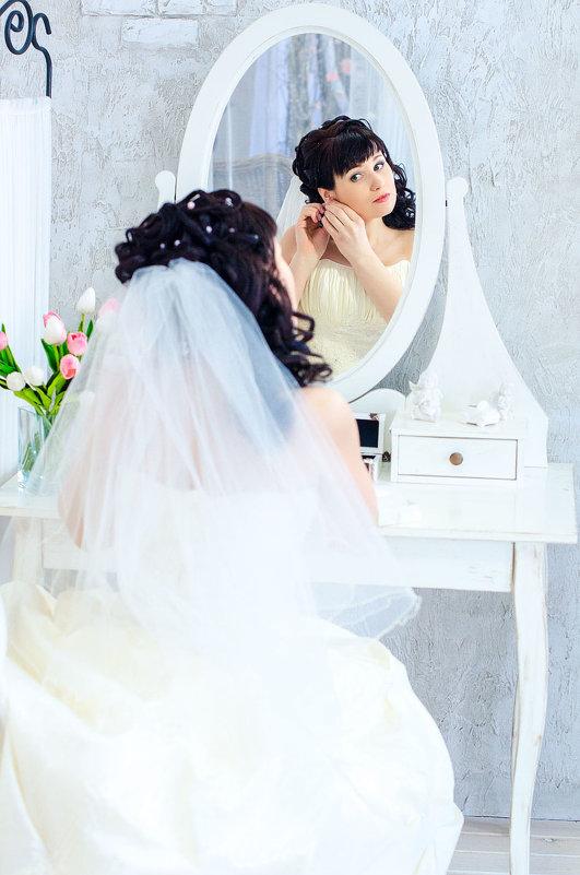 утро невесты - Ксения Цапко