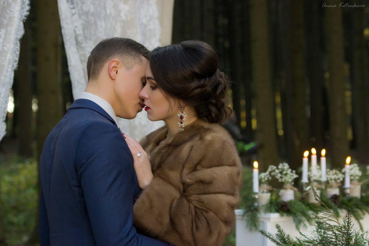 Николай и Елизавета. Свадебная. - Анна Котенкова
