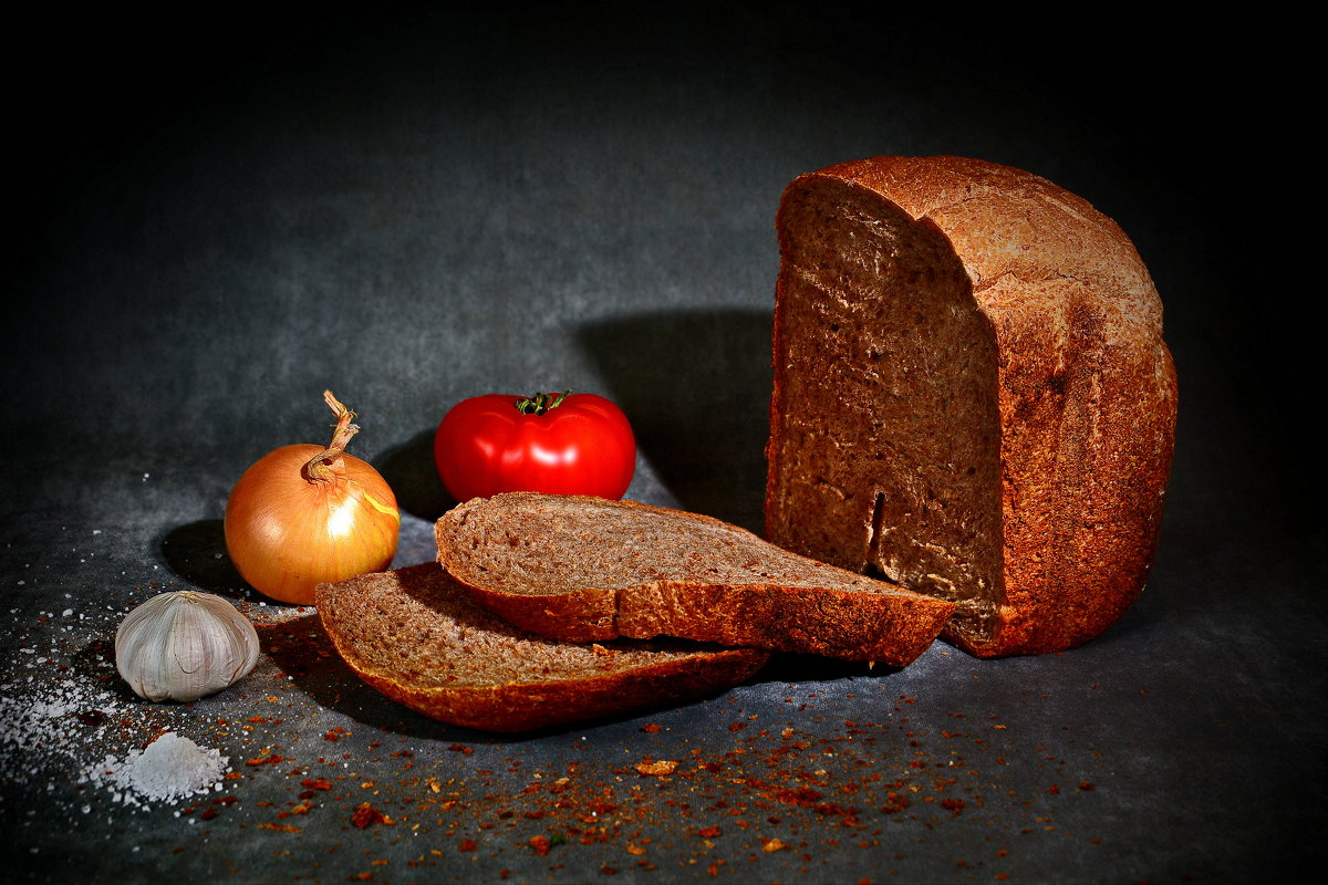 хлеб... - Сергей