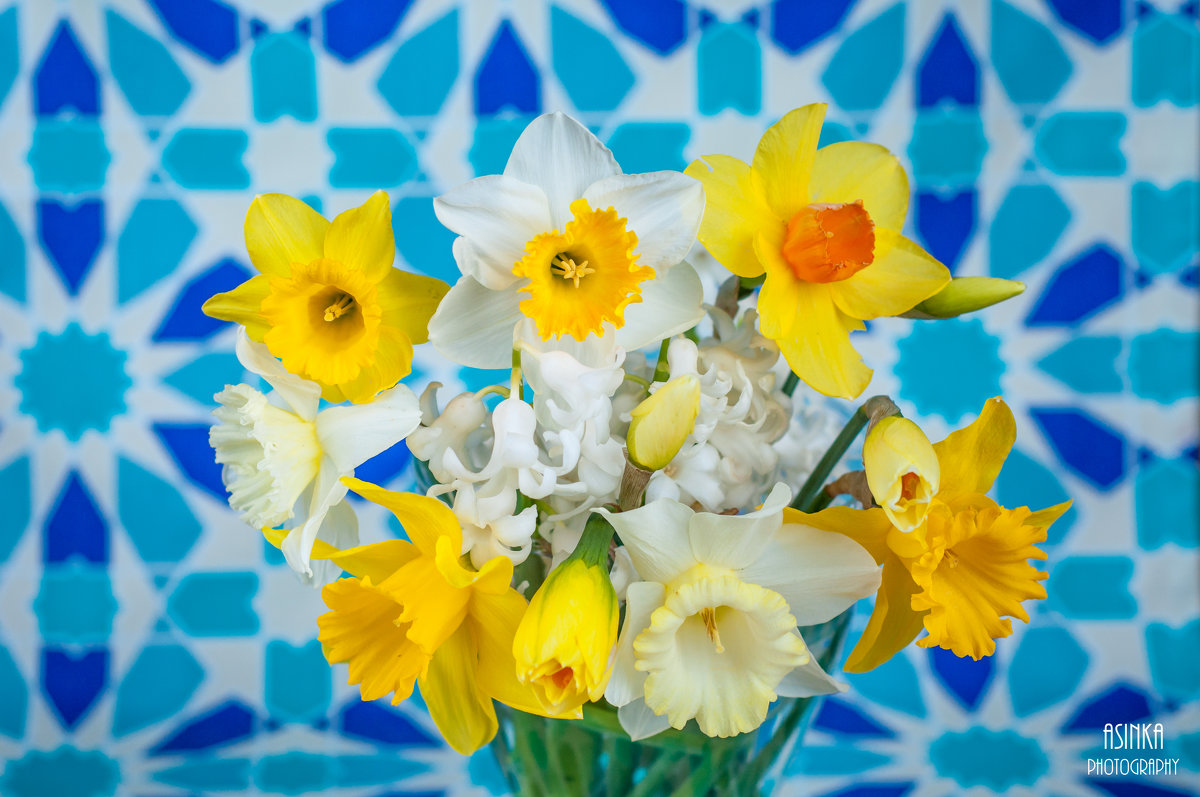 Весенний букет - Asinka Photography