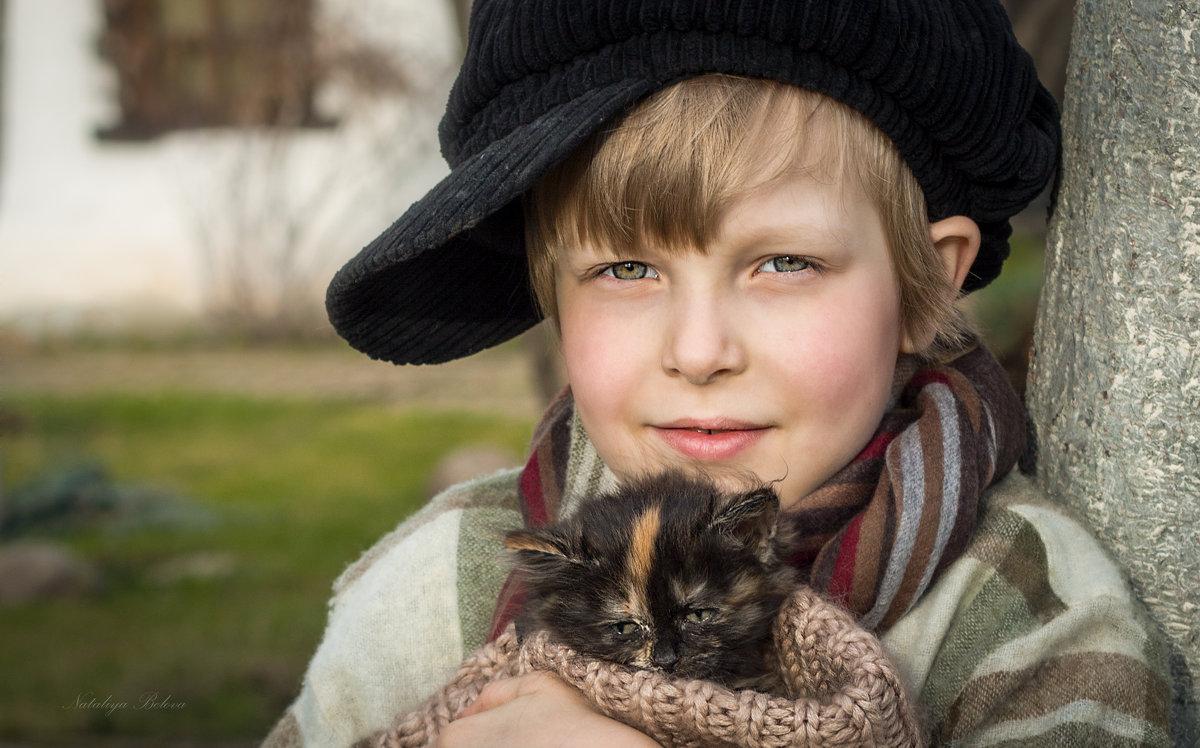 Тёплая весенняя история - Nataliya Belova