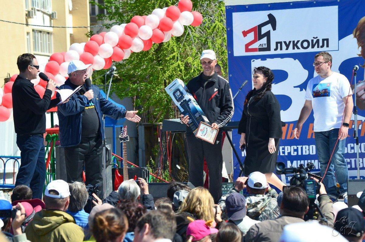 Второй победитель. - Александр Владимирович Никитенко