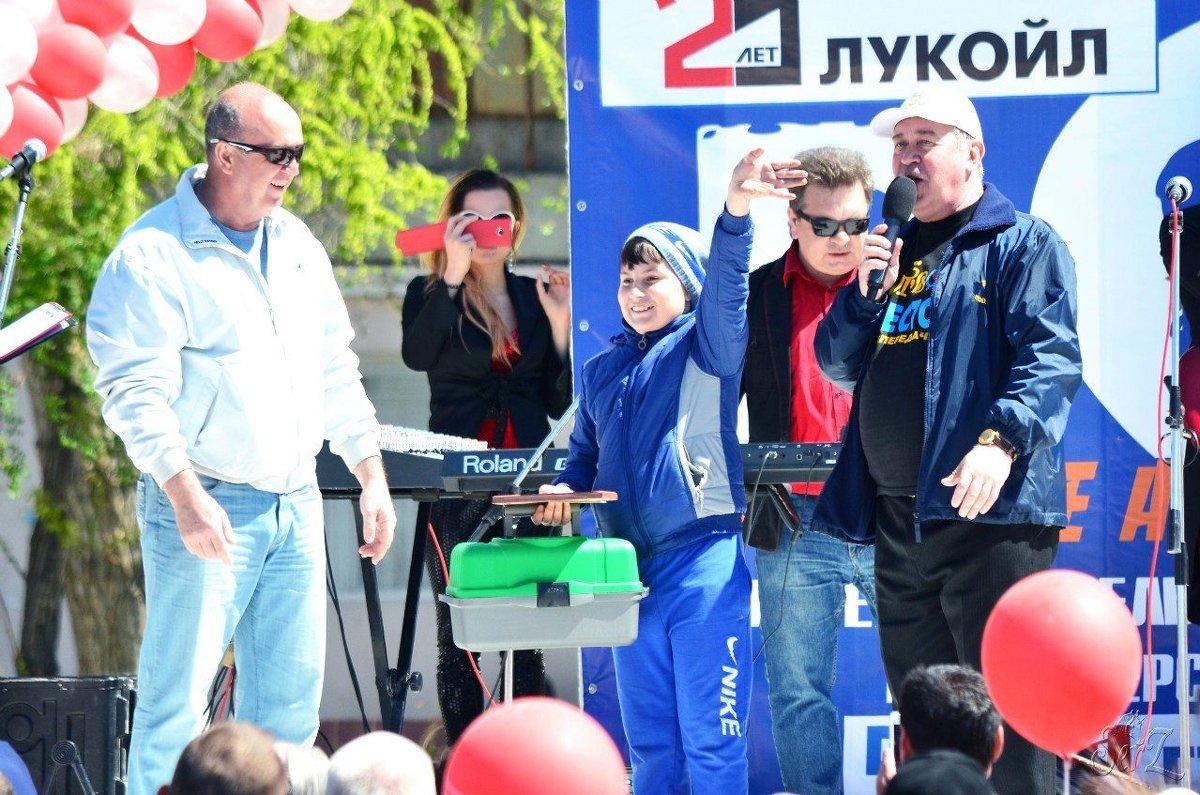 Победитель в категории ДЕТИ. - Александр Владимирович Никитенко