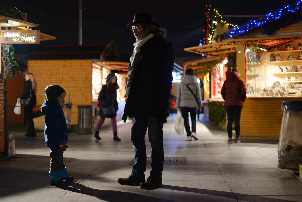 на рождественской ярмарке в Страсбурге - Elvira Tabisheva Peirano
