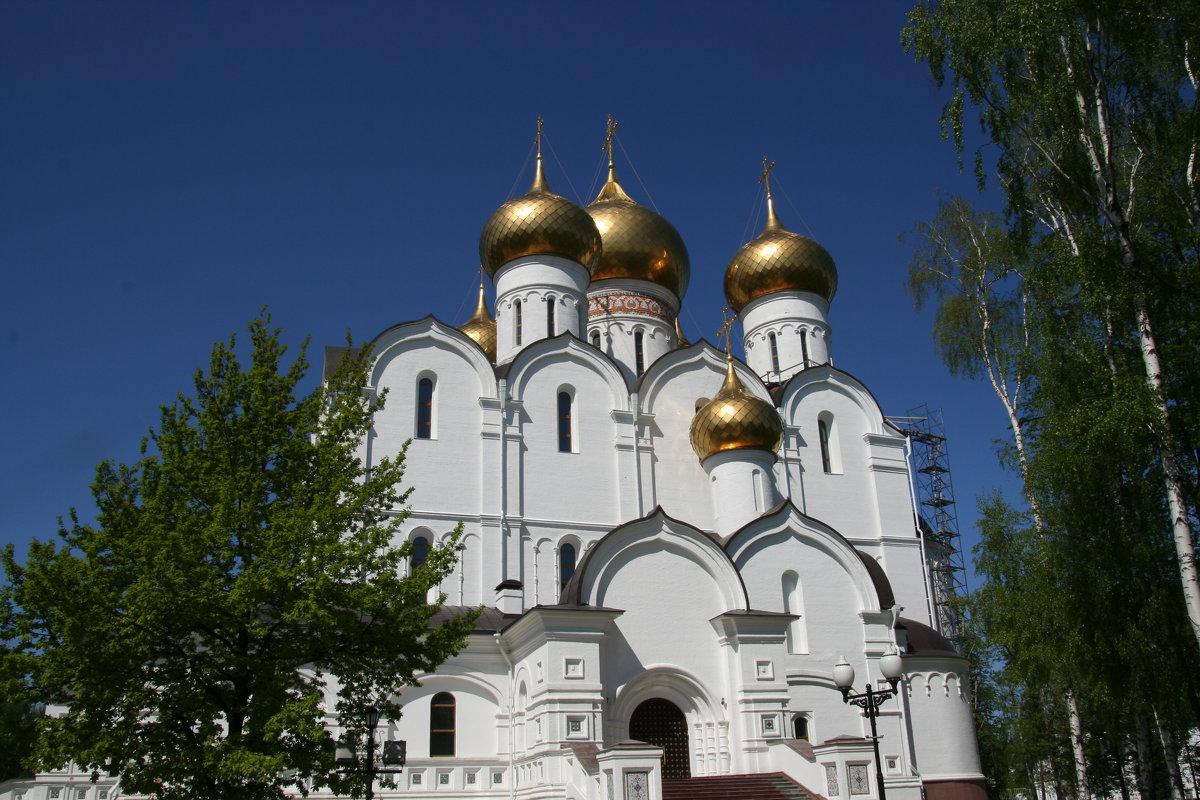 Храмы Ярославля - lady-viola2014 -