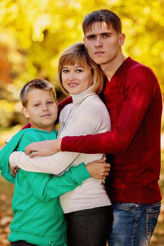 Семейная фотосъемка - Наталья Кузнецова