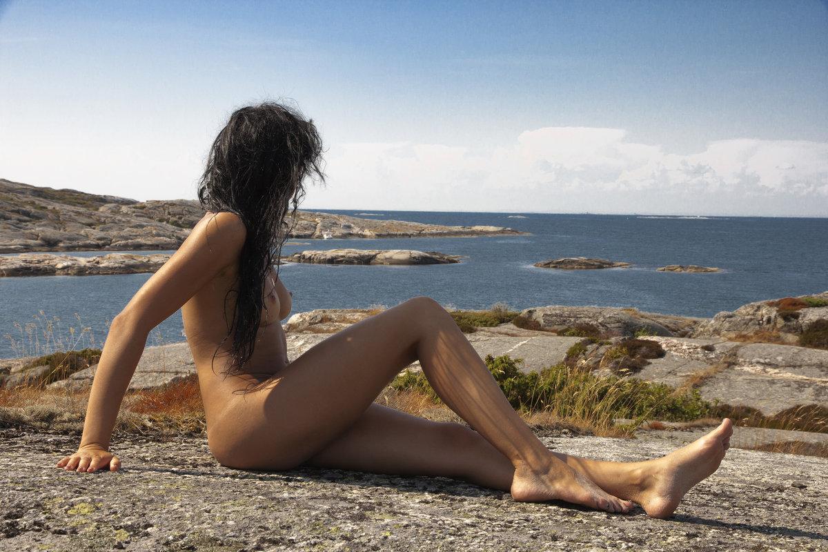 вспоминая лето - liudmila drake