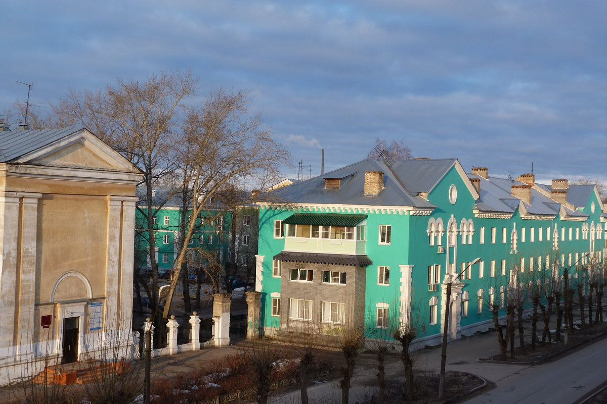 старый город.. - александр дмитриев