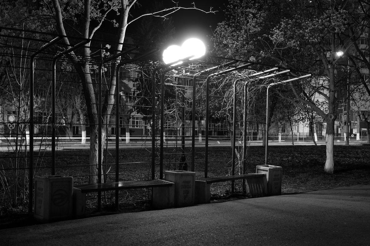 Ночь, улица, фонарь... - Алексей Афанасьев