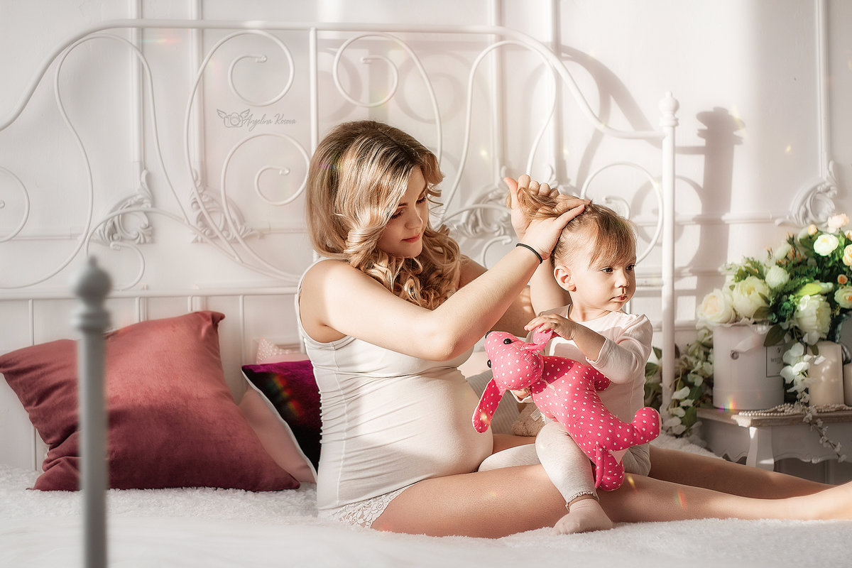 Ольга и Лиза - Ангелина Косова