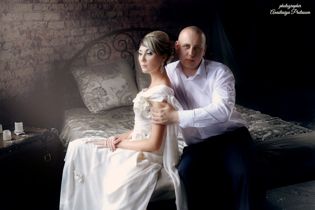 Свадьба Лофт - Анастасия Протасова
