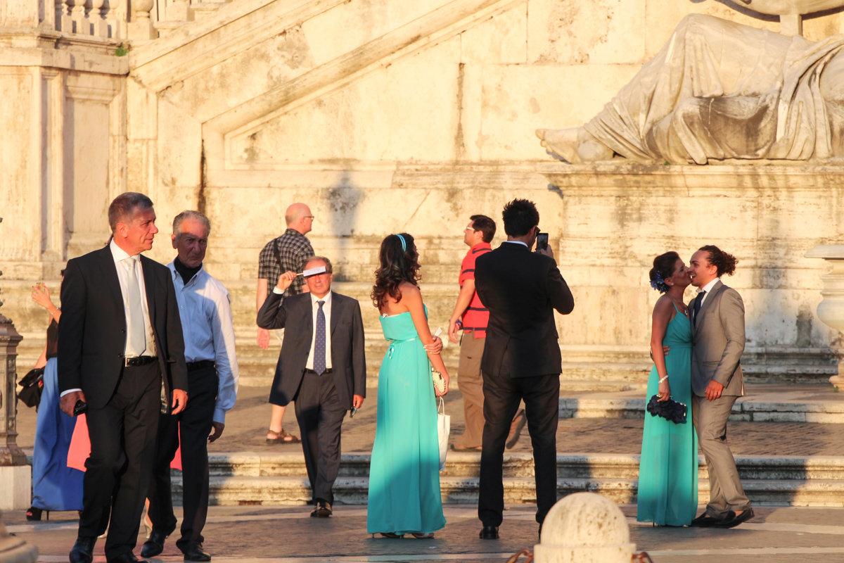 Прогулки по Риму - Любовь Бутакова