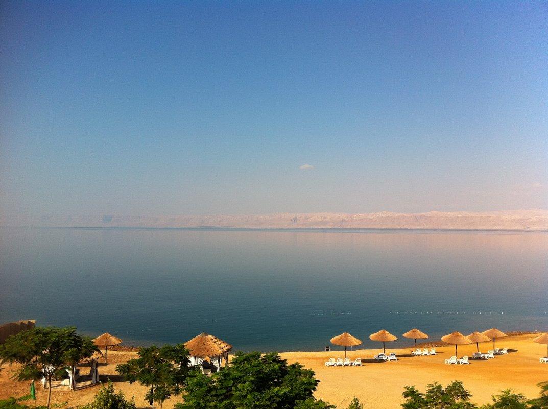 Мертвое море - Ирина