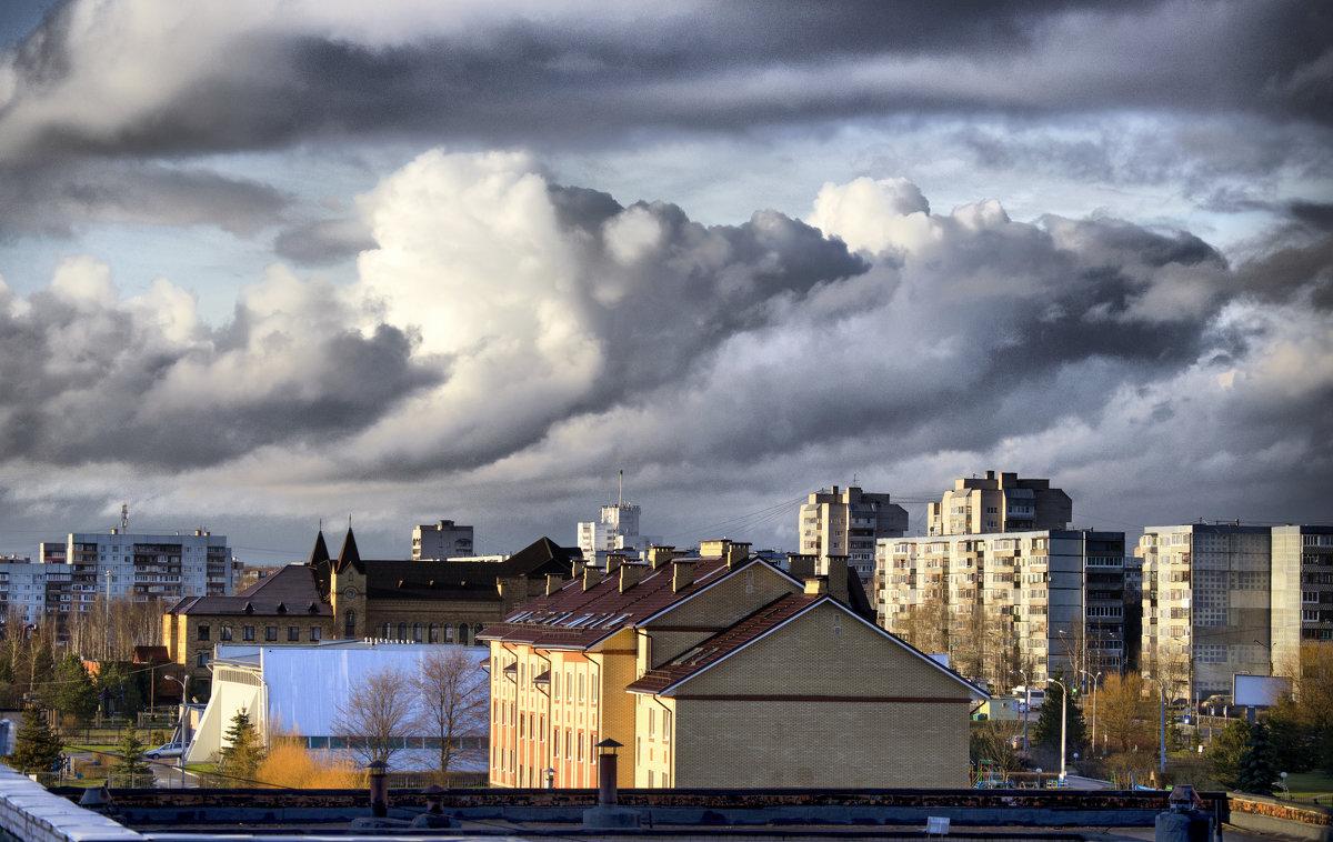 Перед дождём.. - карина полякова