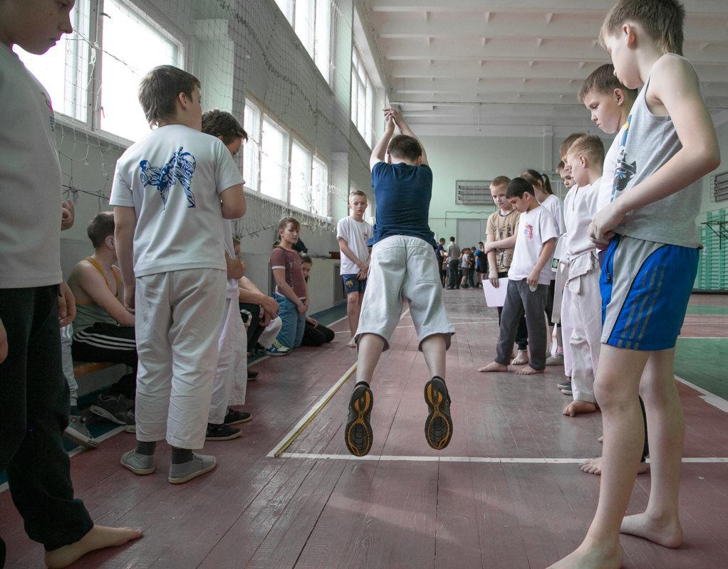 Прыжки в длину... - Sergey Apinis