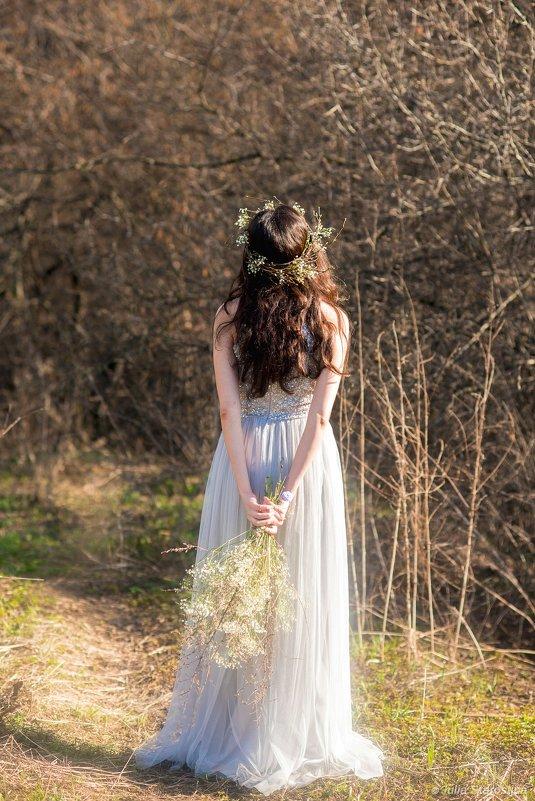 Весенняя нимфа - Юлия Старостина
