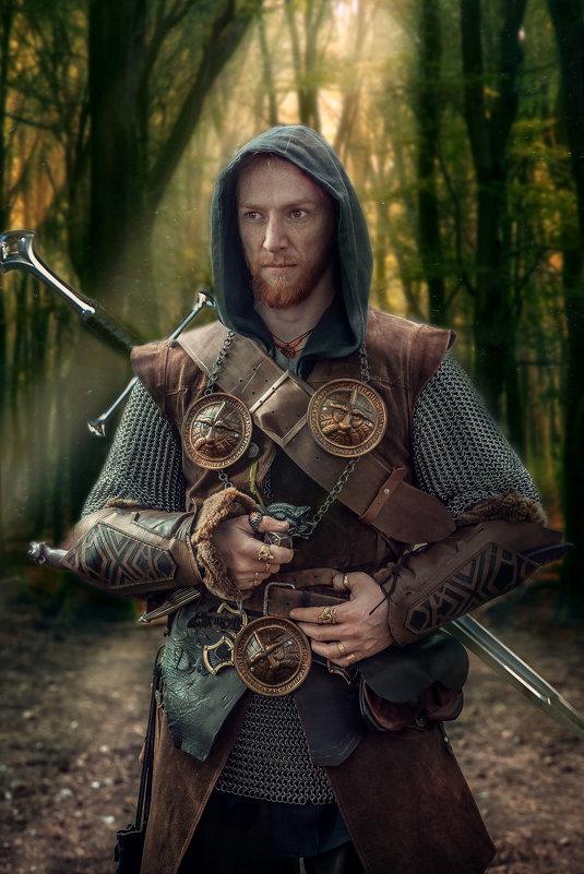 Рыцарь Сумрачного леса - Виктор Седов