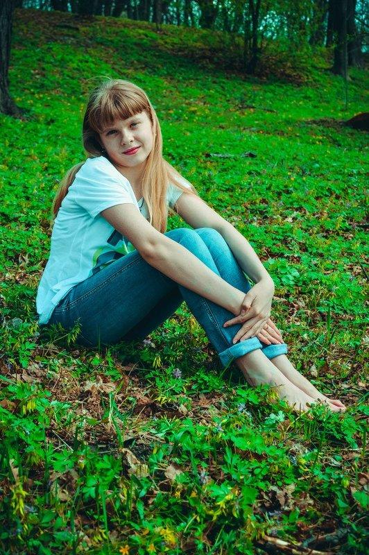 ... - Валерия Монахова